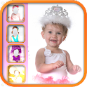 Baby Princess Costumes icon