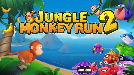 Jungle Monkey Run 2 1.3.0 screenshots 1