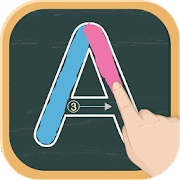 Write the Alphabet - Learn the ABCs
