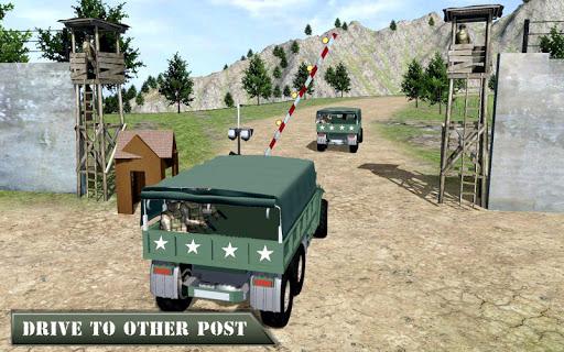 US Army Off-road Truck Driver 3D 1.1 screenshots 21