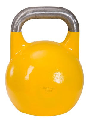 Master Competition Kettlebell Gul - 16kg