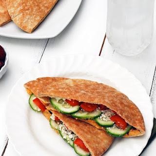 Greek Pita Sandwiches Recipes.