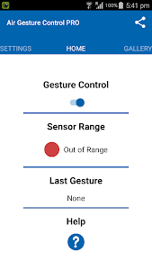 Air Gesture Control - PRO v1.7