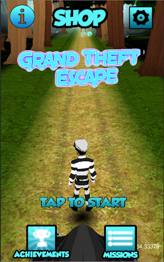 Grand Theft Escape