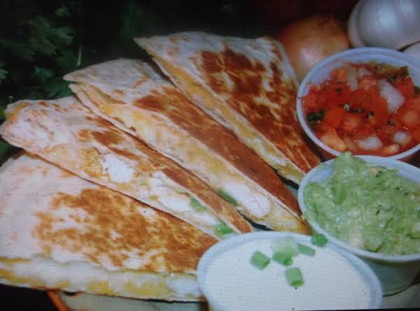 Basic Quesadillas Recipe