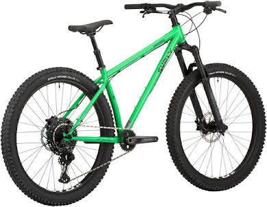 Surly Karate Monkey Front Suspension Bike - High Fiber Green alternate image 2
