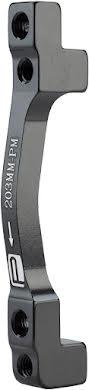 Promax Post Mount Disc Brake Adapter for Post Mount Frame/Fork, Fits 203mm Rotors alternate image 1