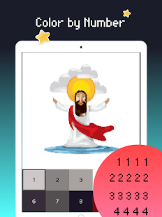 Download Bible coloring pages : Holy book color For PC Windows and Mac apk screenshot 9