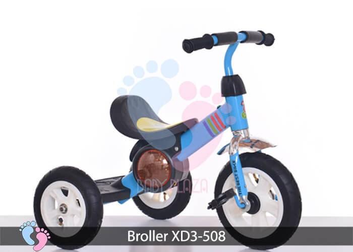Xe đạp ba bánh cho bé Broller XD3-508 3