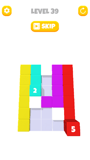 Stack Blocks - Stacking Cube 3D android2mod screenshots 3