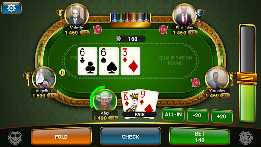 Poker Championship online  gameplay | by HackJr.Pw 4