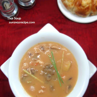 Bangladeshi Style Thai Soup