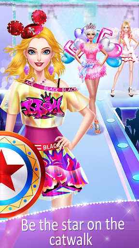 ud83dudc67ud83dudc84Girl's Secret - Princess Salon apkpoly screenshots 14