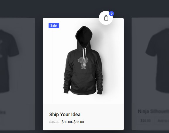 Supports WooCommerce