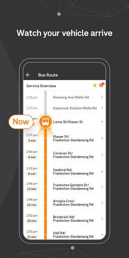 Public Transport Victoria app 1.5.1 Screenshots 3