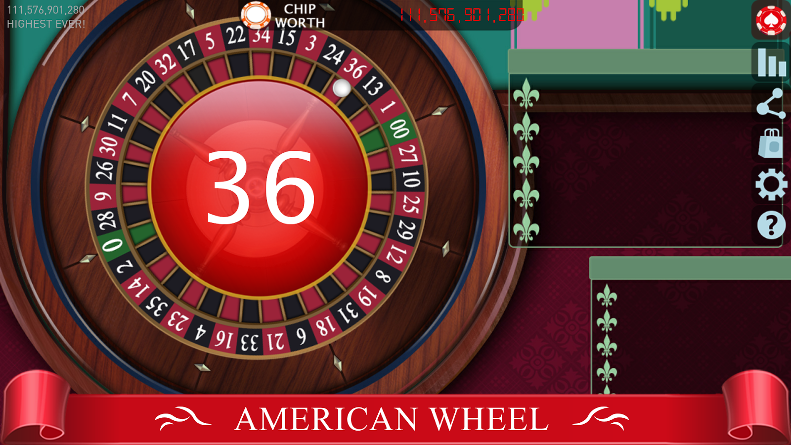 Casino games ruleta