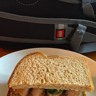 Grilled Chicken Sandwich for Back to School #SundaySupper.