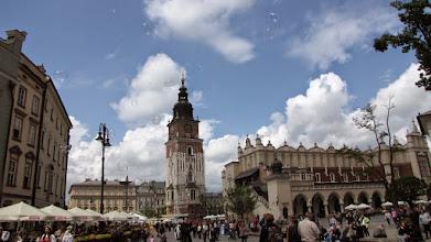 Photo: Rynek w Krakowie