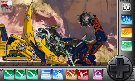 休閒必備免費app推薦|합체! 다이노 로봇 - 스테고사우루스 공룡게임線上免付費app下載|3C達人阿輝的APP