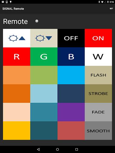 SIGNAL Remote