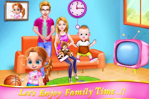 Babysitter Daycare Practice  screenshots 8