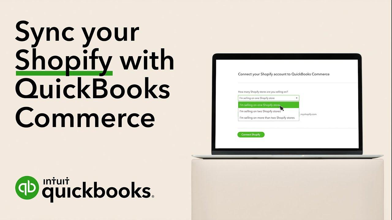 shopify quickbooks integration
