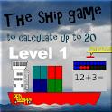 O jogo navio - Nível 1 icon