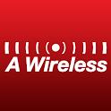 A Wireless icon