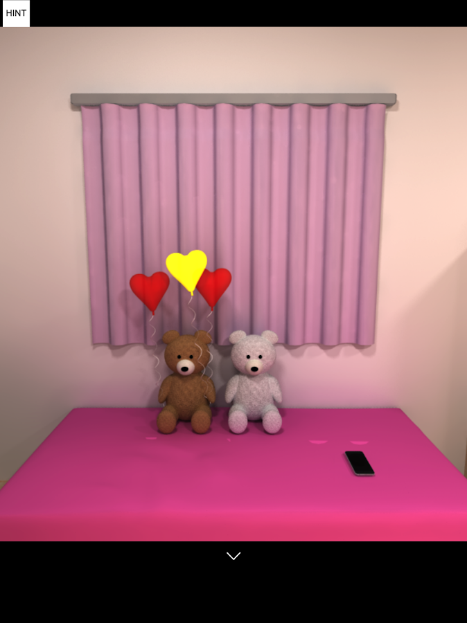 Escape Game-Girlfriend's room- screenshot