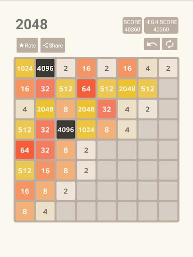 2048 screenshot 9
