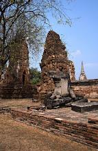 Photo: Ayuthaya - Wat Mahathat