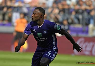 Bubacar Sanneh wordt door Anderlecht aan KV Oostende uitgeleend