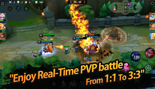 League of Masters : Legend PvP MOBA Battle 1.27 14