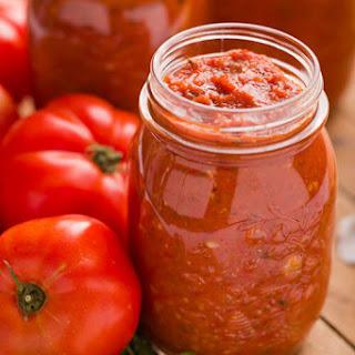 Roasted Tomato Marinara Sauce