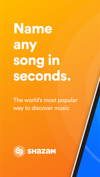 Shazam: Discover songs & lyrics in seconds Android App Screenshot