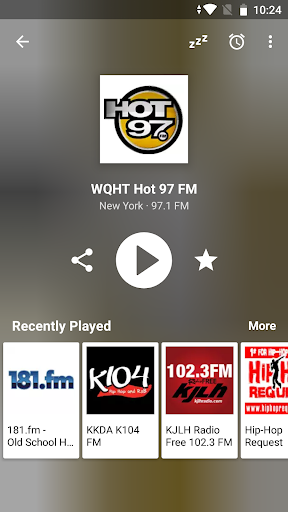 Hip Hop Radio FM 8.4 screenshots 2