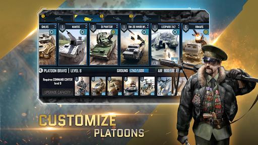 War Commander: Rogue Assault screenshots 4