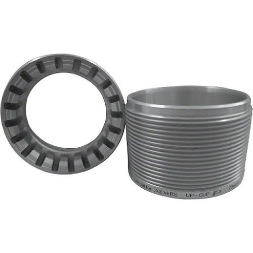 Problem Solvers UP-CUP #54 68mm Left Aluminum Cup Shimano Compatible