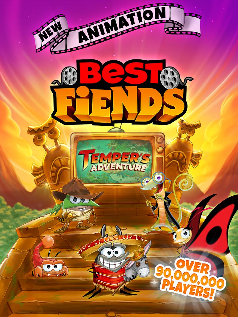 Best Fiends - Free Puzzle Game Screenshot 14