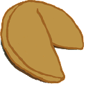 Fortune Cookie + icon