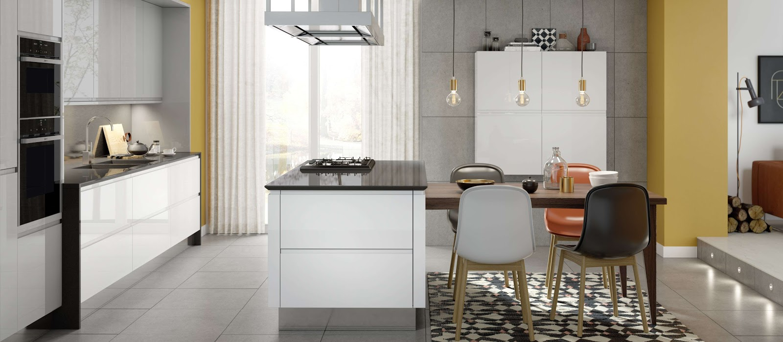 Kitchen Design & Installations | Welford | Heart Kitchens
