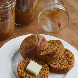 Brown Bread in a Jar