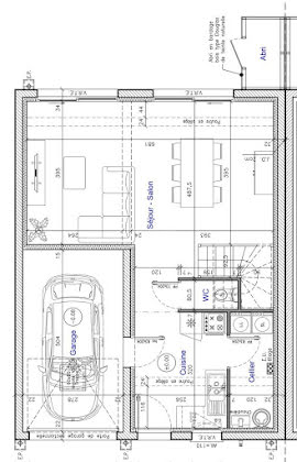Vente maison 4 pièces 87,87 m2