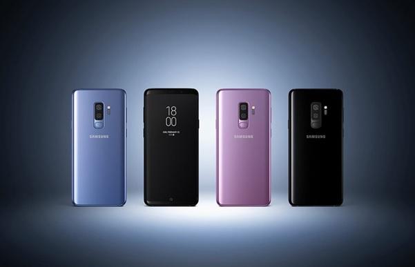 Samsung S9 - S9 Plus