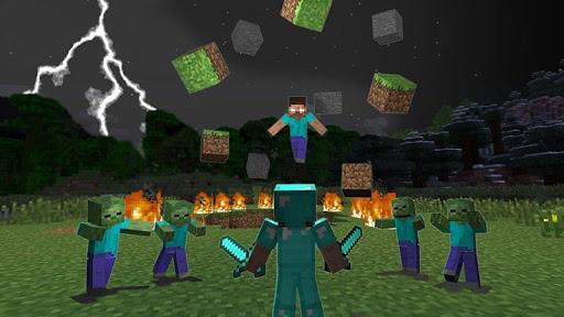Action Ideas Minecraft
