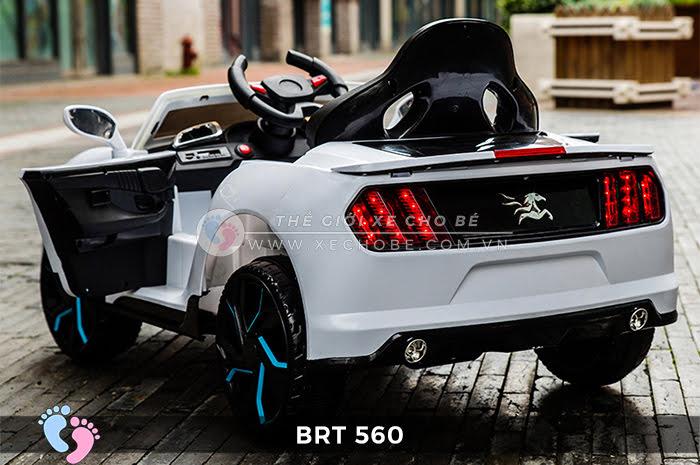 Xe hơi điện cho bé RBT-560 7