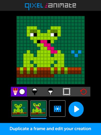 Qixel Animate - Pixel Animator  screenshots 5