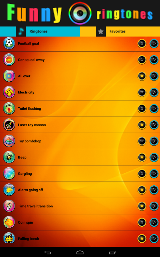 sounds and ringtones android apps on play