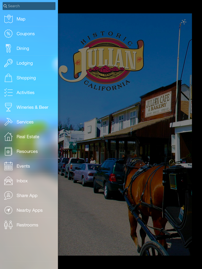 CityByApp® Julian- screenshot