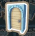 氷晶石のドア